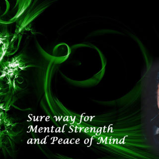 Sure way for mental strength and peace - Video
