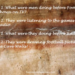 Cavemen Football