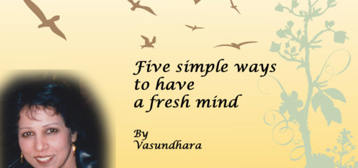 Five simple ways to have a fresh mind - Video