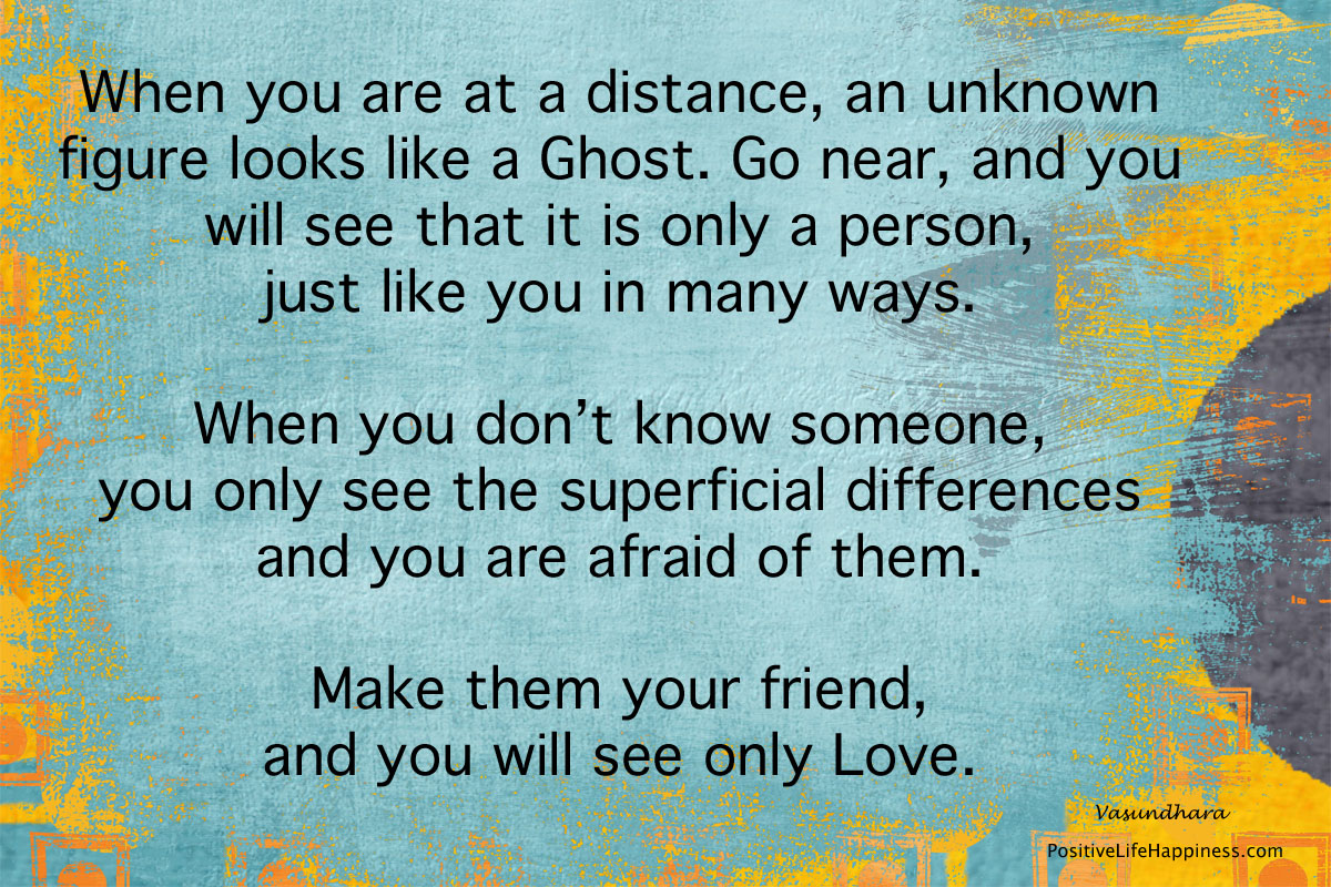 Make them friends
